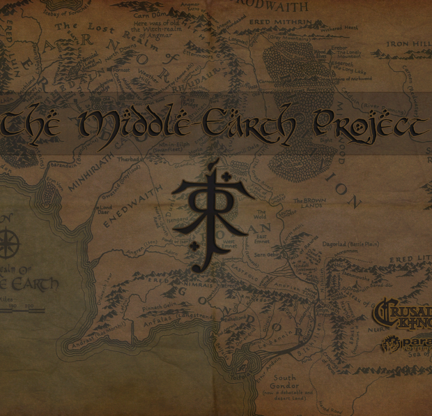 Middle Earth Project 0.8