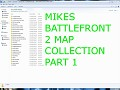 Mike's Battlefront 2 Mods & Maps Collection PART 1