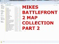 Mike's Battlefront 2 Mods & Maps Collection PART 2