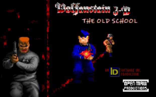 Wolfenstein 3D : The Old School