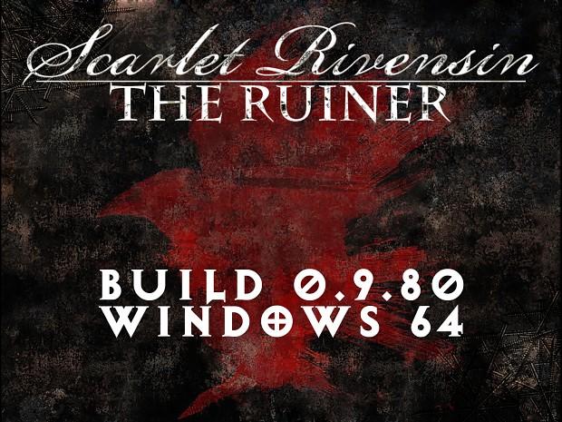 Rivensin 0.9.80 for Dhewm3 1.5 Windows 64-bit