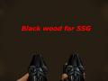 Black wood ssg for bdv21