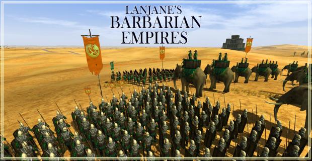 Barbarian Empires localisations