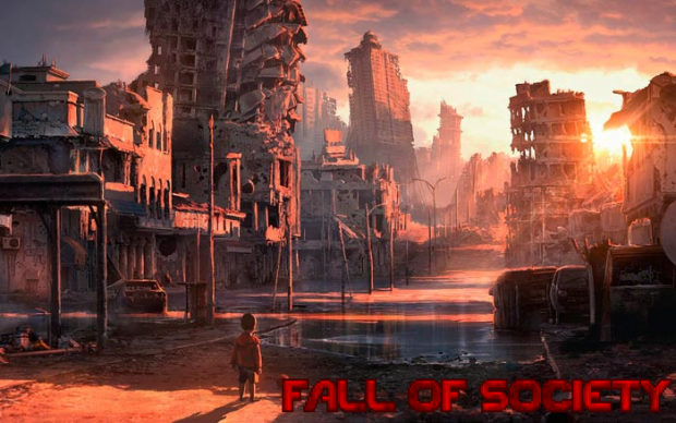 Fall of Society for ZDoom