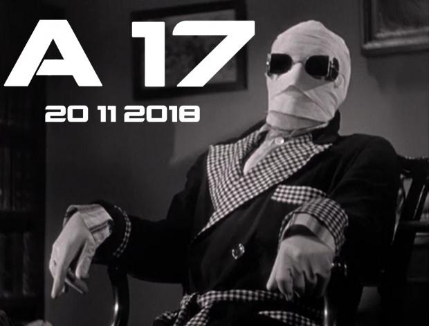 A17 AFTERCARUPDATE 23-11-2018 [Needs patching to 13/12/2018 build]