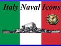 Italy Naval Icons