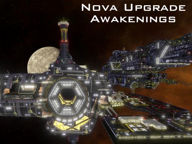 Nova Upgrade: Awakenings Hochauflösende APNG-Animationen