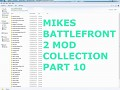 Mikes Battlefront 2 Mods & Maps Collection #10