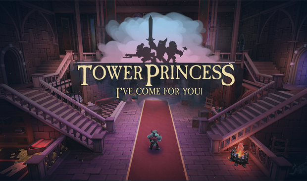 Tower princess Pre Alpha demo short