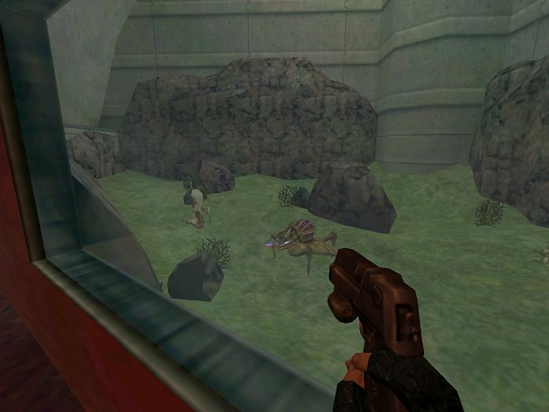 Half-Life: Opposing Force Aliens Addon