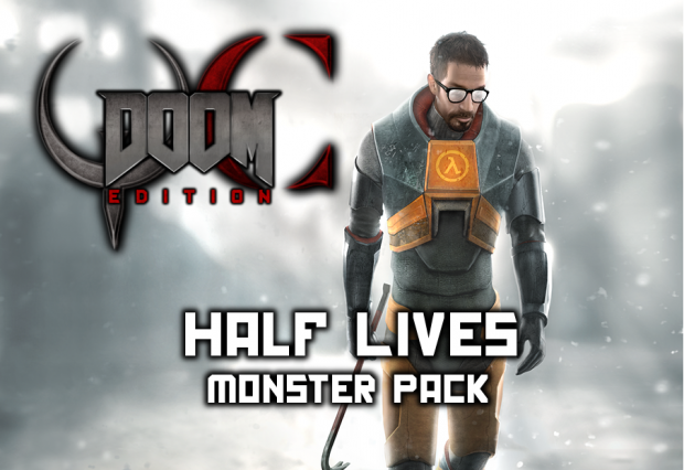 "QCDE ""Half Lives"" Monster Pack / Theme"