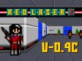 Red Laser Z v-0.4c