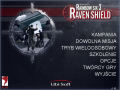 Polish lang pack for Rainbow Six 3: Raven Shield (text+sound+video)