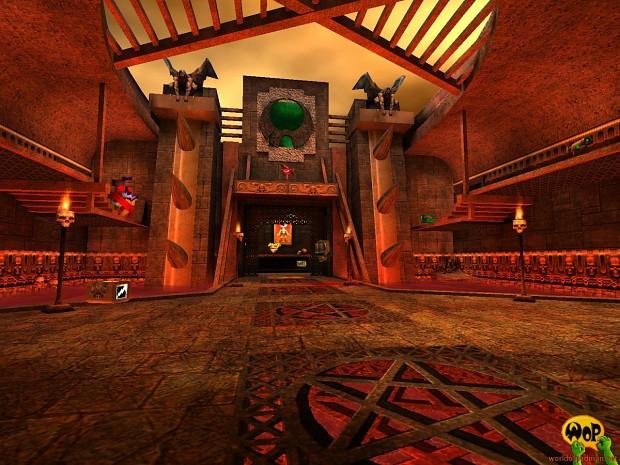 ENTE's PadCastle for Quake 3 Arena