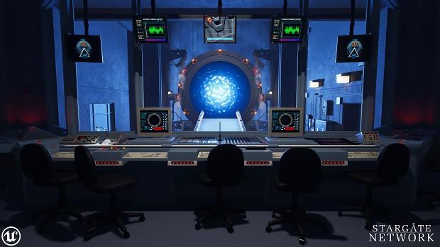 Stargate Network Launcher UE4 MAC version