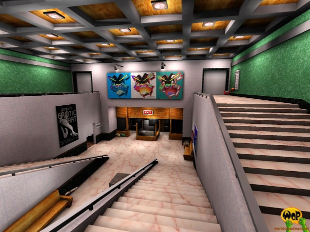 ENTE's PadGallery for Quake 3 Arena