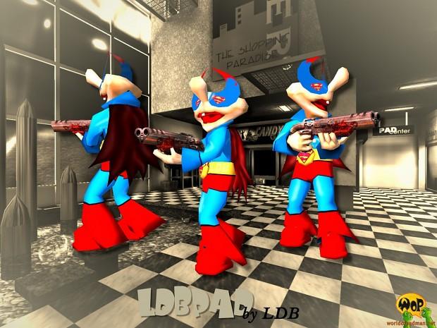 LDBPad for Quake 3 Arena