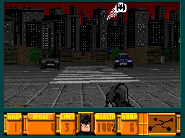 Batman vs Bane full release