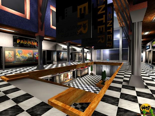 ENTE's PadCenter for Quake 3 Arena