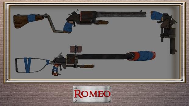 HandMade Revolver Pack - Bastard (MEGA PACK)