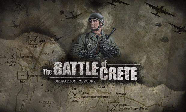 Battle of Crete 3.7.15 non steam ONLY!!!