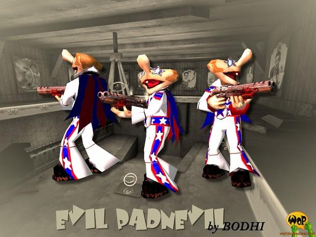 Evil Padnevil for Quake 3 Arena