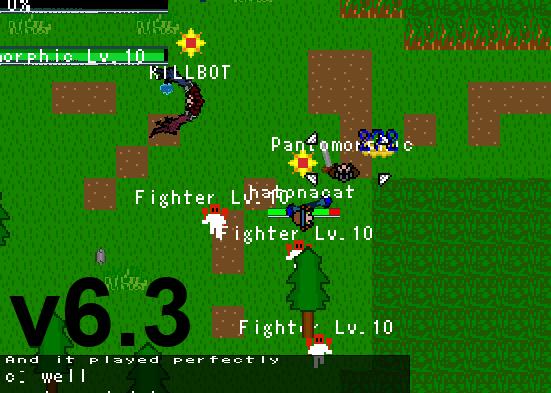 Version 6.3 patch