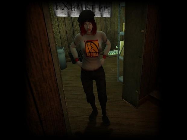 Damsel mod (no jacket version)