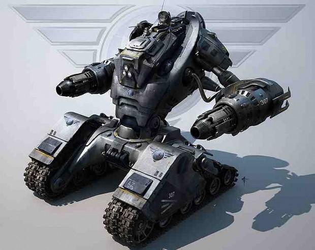 Future Tank X 1 (Edited Ability)