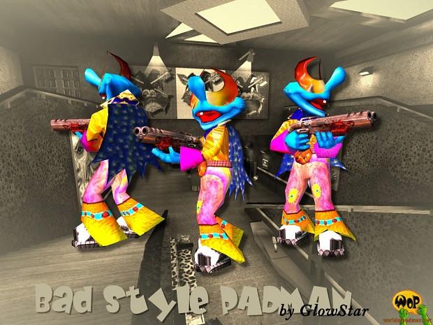 Bad Style Padman for Quake 3 Arena