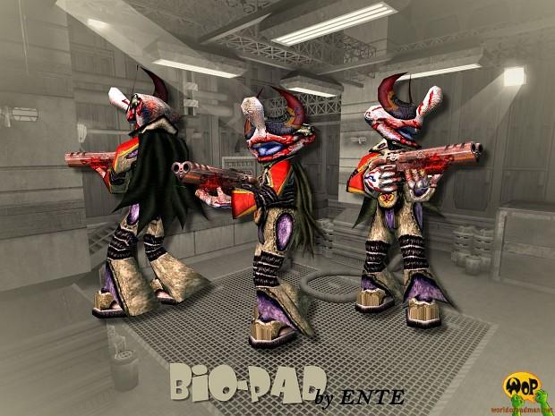 BiO-Pad for Quake 3 Arena