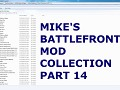 Mikes Battlefront 2 Mods & Maps Collection #14