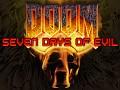 Seven days of Evil