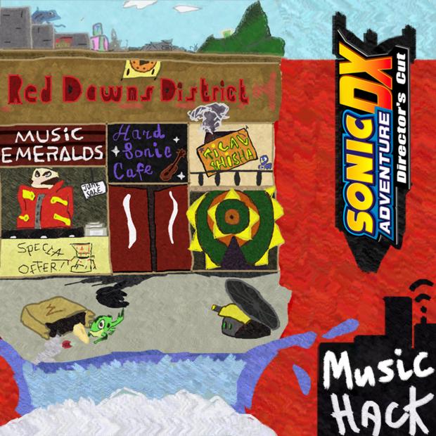 Sonic DX: Music Hack (Steam)