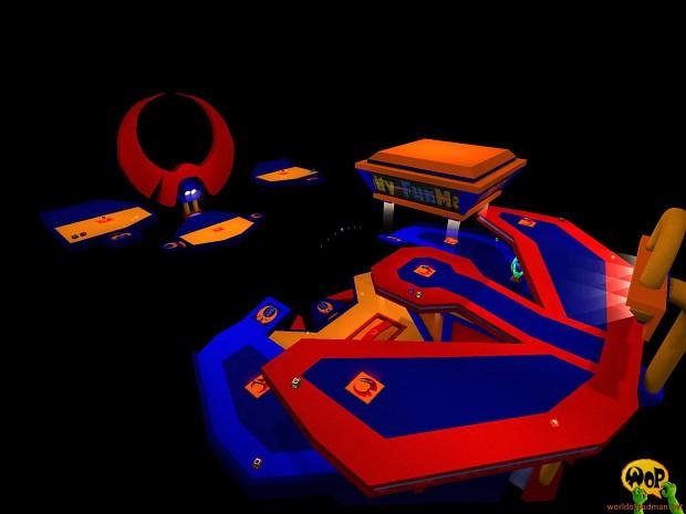 ENTE's PadCrash for Quake 3 Arena