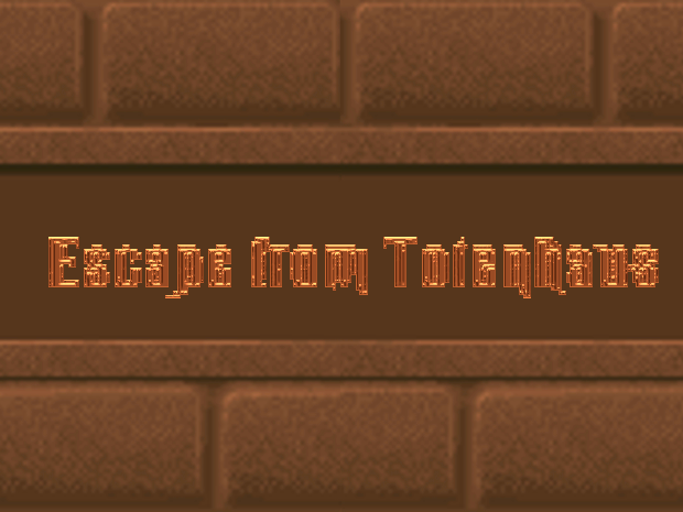 Escape from Totenhaus (PC version) - HiRes