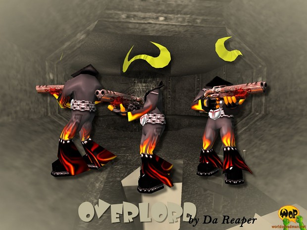 Overlord for Quake 3 Arena
