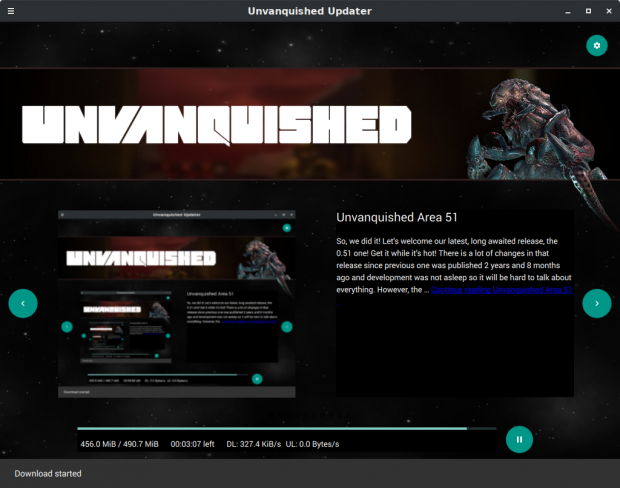 Updater 0.0.5 for Unvanquished 0.51 and later