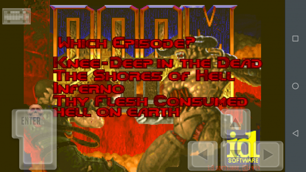 Doom II in I for Zdoom and dtouch