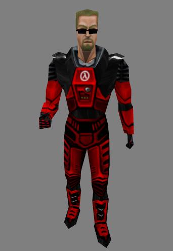 Nova's Beta Gordon Playermodel Skin V3