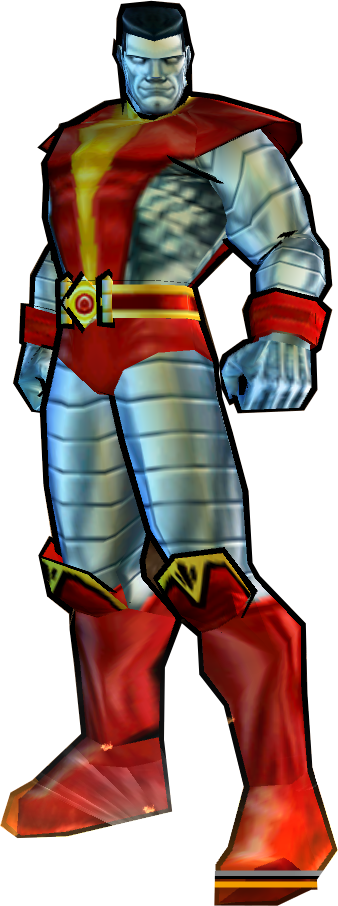 Colossus' Classic Outfit Fix - PS2 Skin