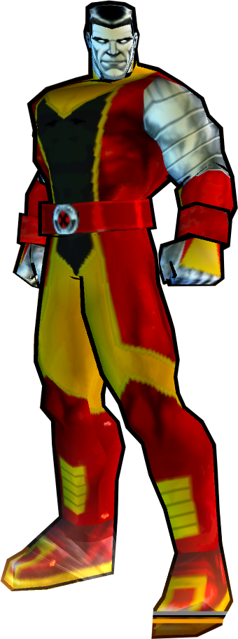 Colossus' Heroic Age Outfit - PS2 skin