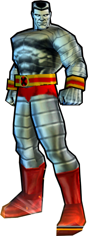Colossus' Outback Outfit - PS2 Skin
