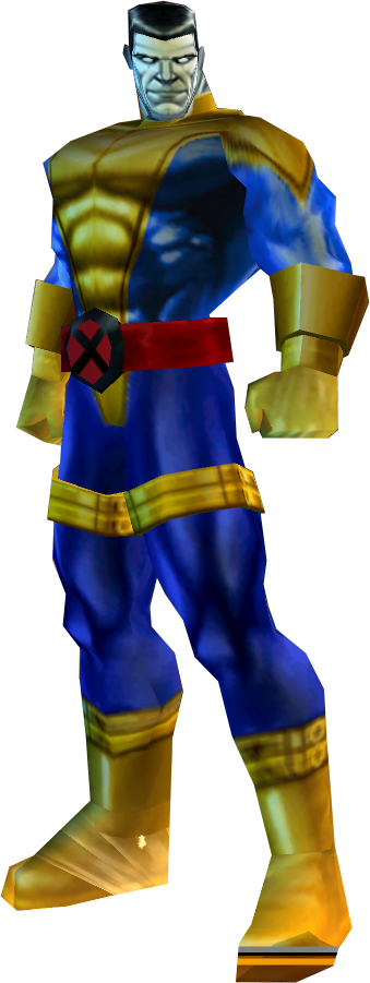 Colossus' Retro 2 Outfit - PS2 Skin