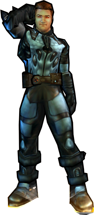 Cyclops' Space Suit Outfit Fix - PS2 Skin