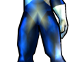 Cyclops' White X-Factor Outfit - PS2 Skin