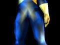 Cyclops' Yellow X-Factor Outfit - PS2 Skin