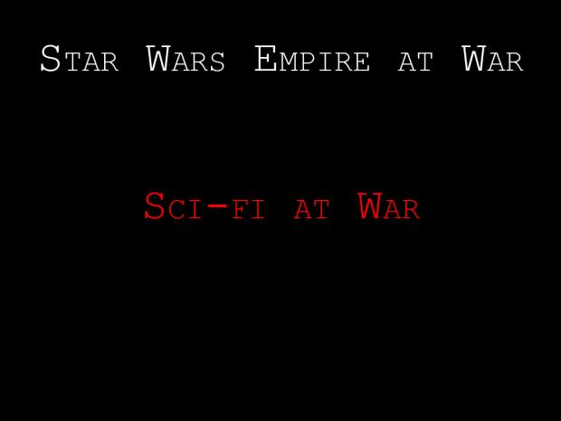 Star Wars Sci-Fi at War: Silver Edition 1.2.5