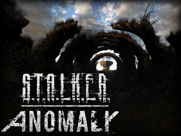 S.T.A.L.K.E.R. Anomaly Update 1.5.0 [BETA 2.4]