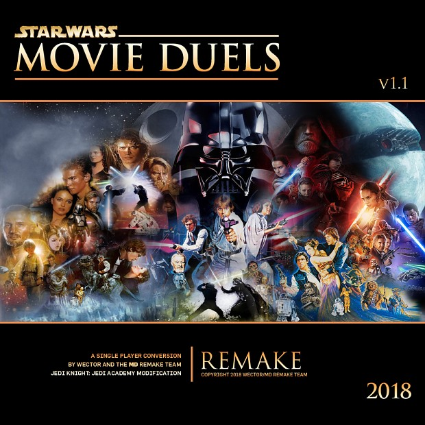 Star Wars: Movie Duels - Beta 2 (AIO Manual Installation)